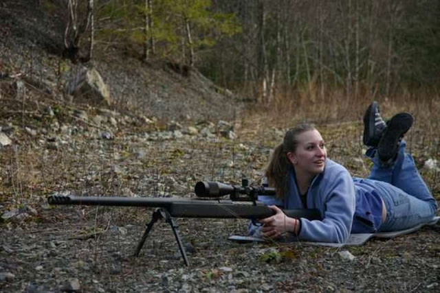 Shooting a Mcmillan 50bmg