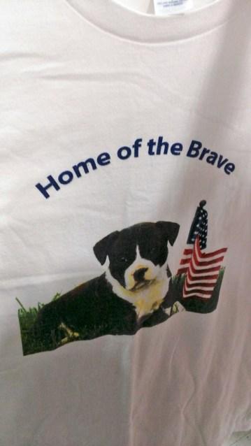 Dog Freedom T-Shirt