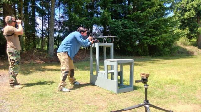 positional shooting
