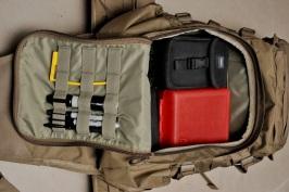 Perfect shooting bag