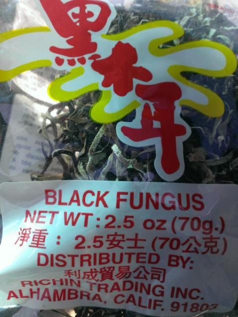 black fungus