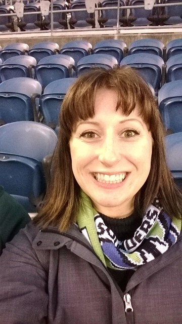 excited to see the Sounders