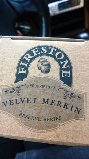 Velvet Merkin Bourbon Barrel Aged Imperial Stout