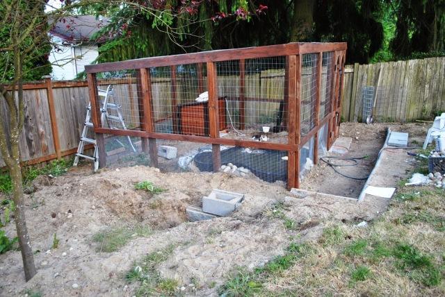 duck enclosure