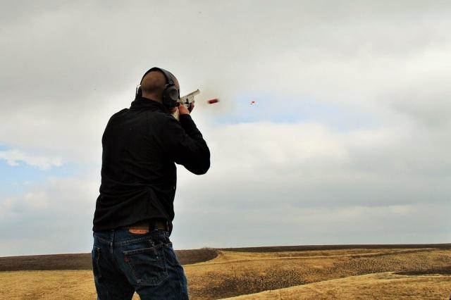 shooting trap
